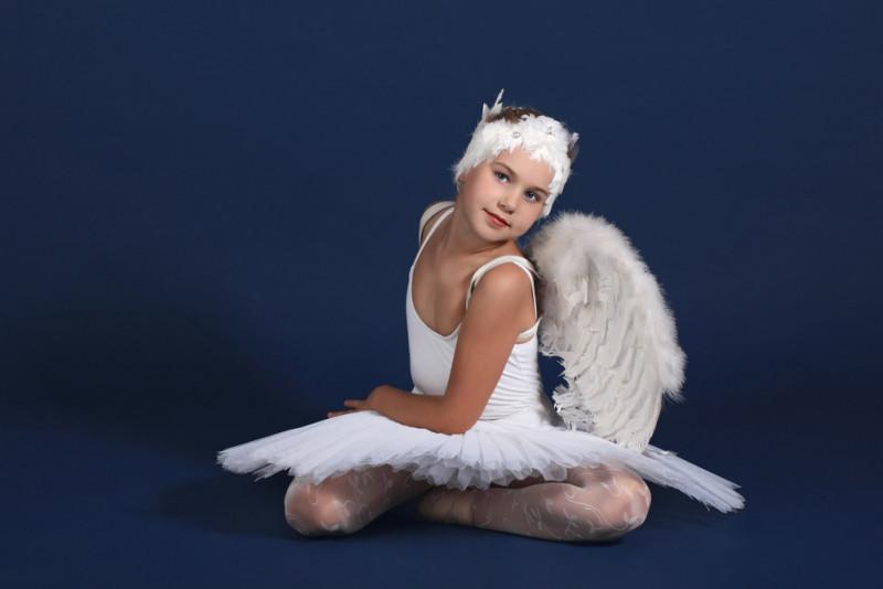 Come realizzare un costume da angelo per la recita di Natale