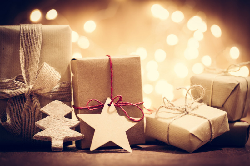 Idee per regali di Natale fatti a mano