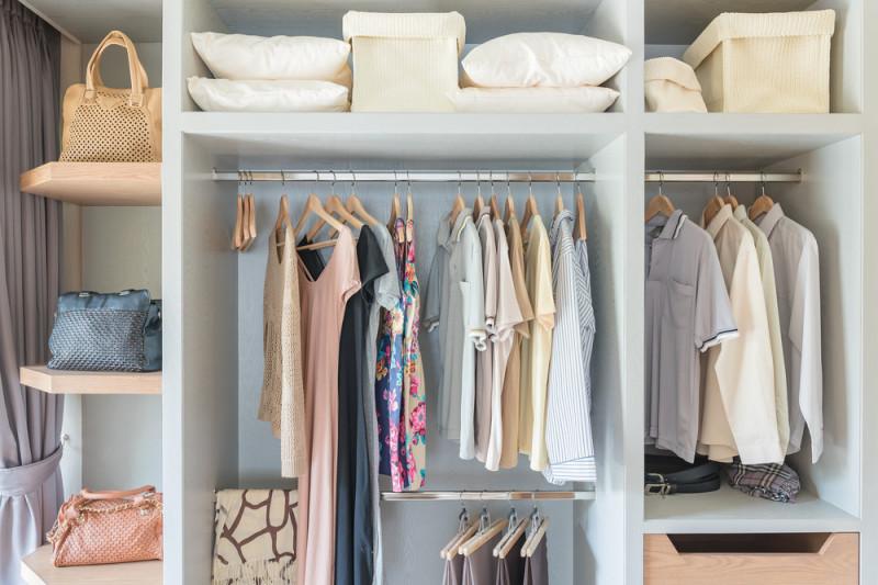 Come eliminare l 39 umidit dall 39 armadio tutto per casa - Come togliere l umidita in casa ...
