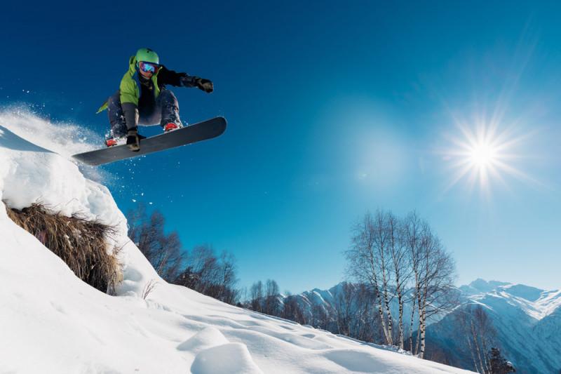 Snowboard: come migliorare la tecnica