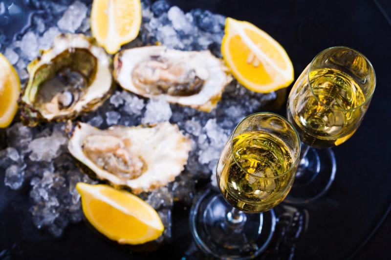 I migliori alimenti da abbinare allo champagne