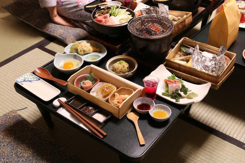 5 idee per organizzare una cena giapponese