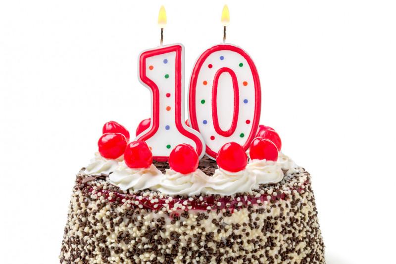 Idee per festeggiare i dieci anni di un bambino