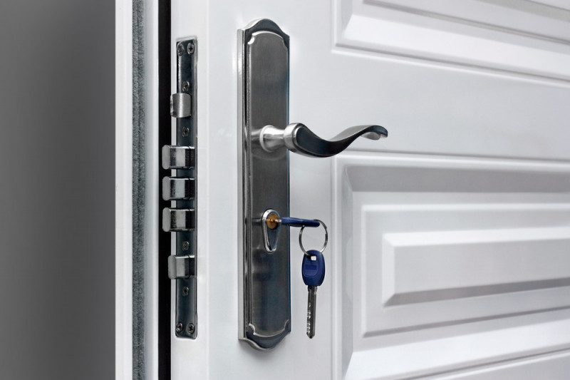 Come isolare una porta blindata