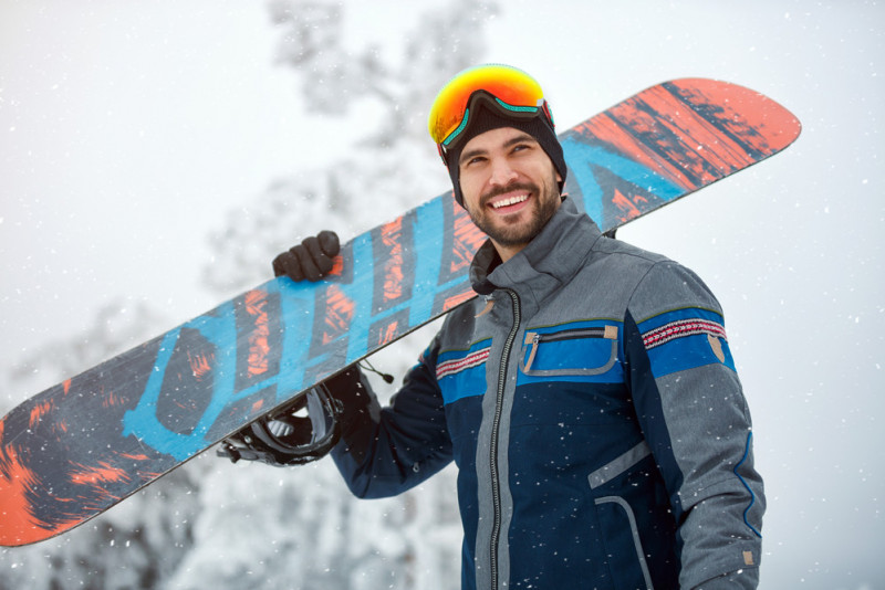Come personalizzare una tavola da snowboard