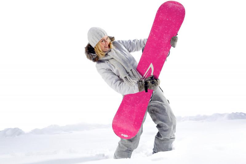 Come costruire una tavola da snowboard