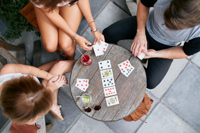 I giochi più belli da fare con le carte francesi