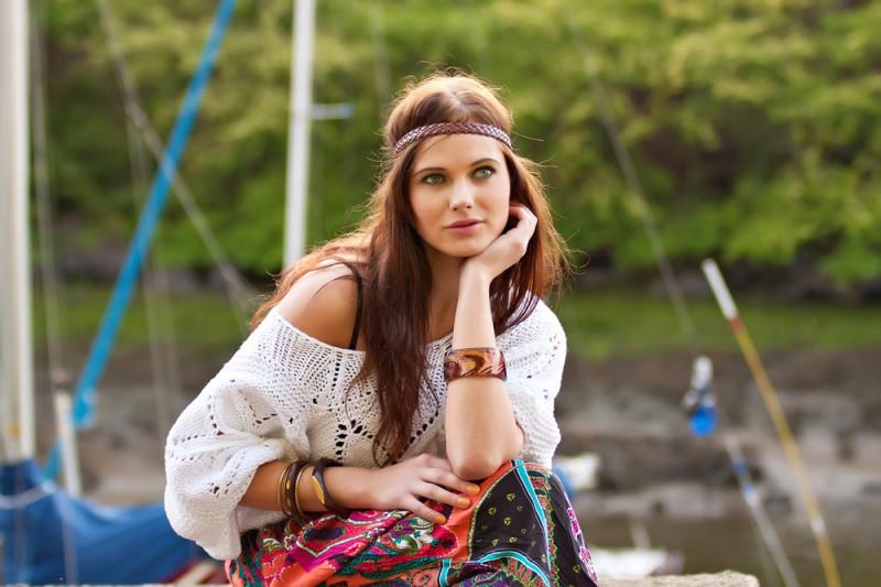 Come realizzare un costume da Hippie