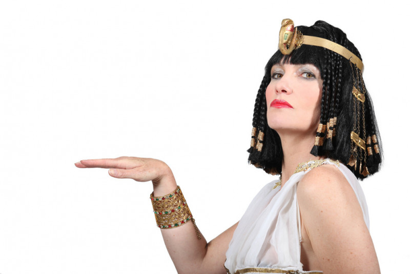 Come vestirsi da Egiziana