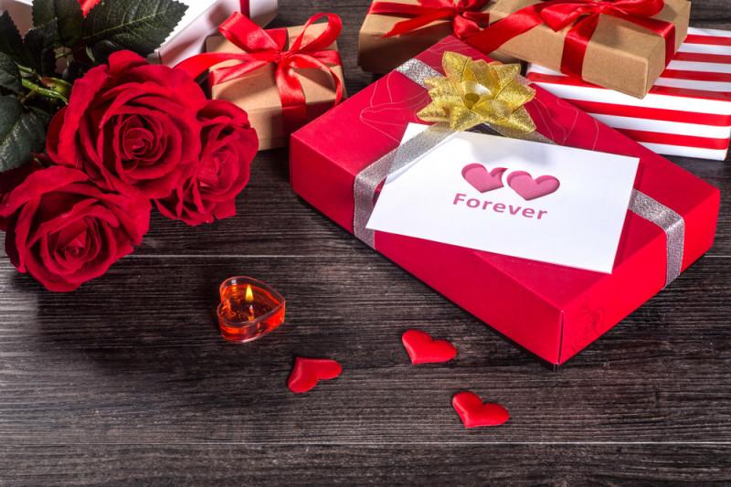 Idee regalo per un San Valentino a distanza