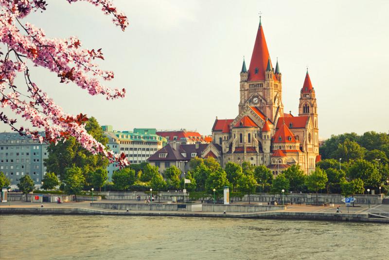 Le capitali europee da vedere in primavera