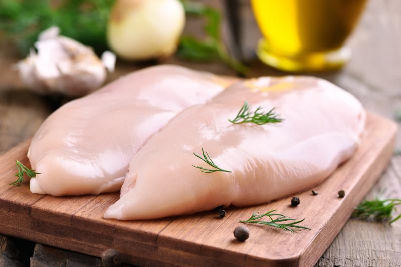 Come capire se il pollo è andato a male