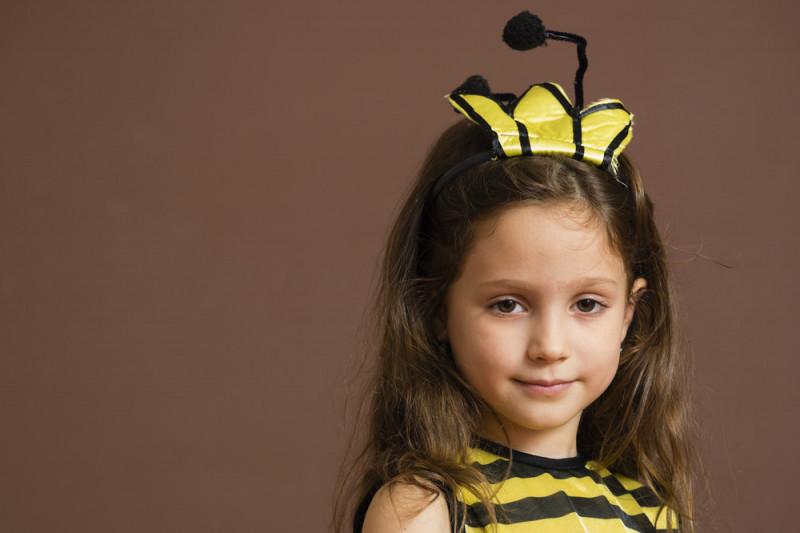 Come realizzare un costume da ape