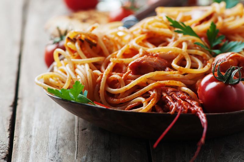 Ricetta: spaghetti alle aragostelle
