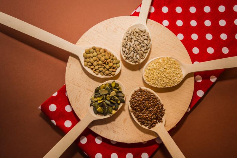 Come dimagrire con i semi nella dieta