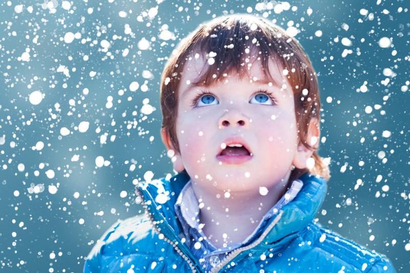 Come fare l'effetto neve su Photoshop senza filtri