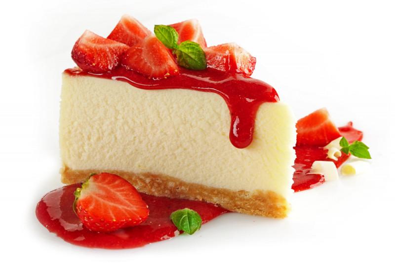 Come fare una cheesecake per San Valentino