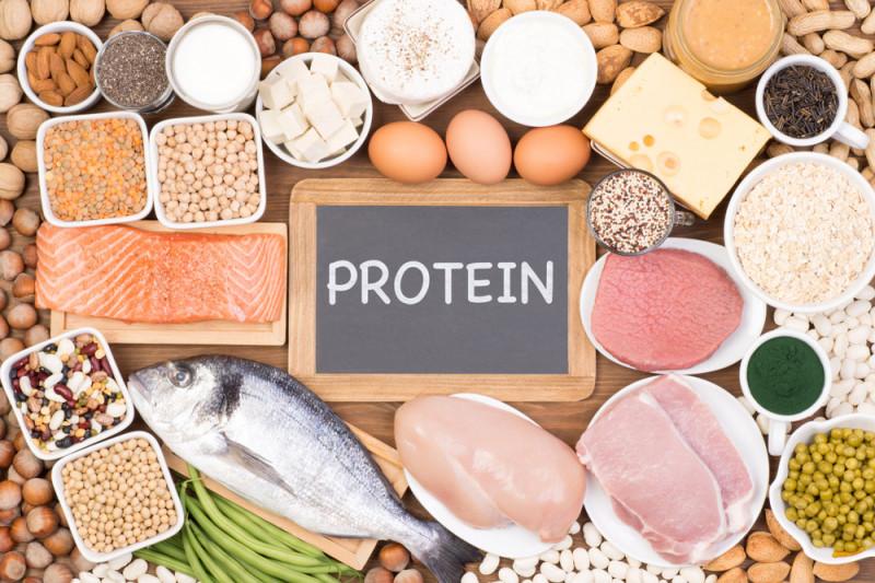 Come impostare una dieta proteica per la massa muscolare
