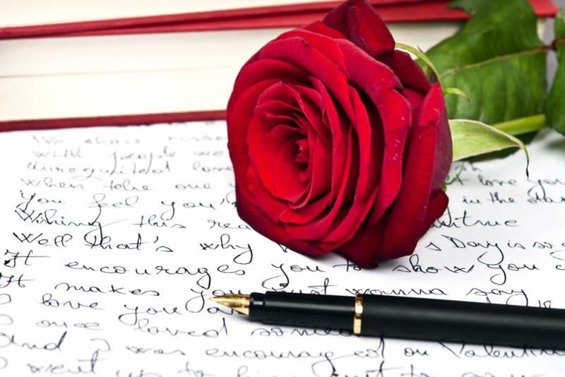 5 poesie per San Valentino da dedicare a lei