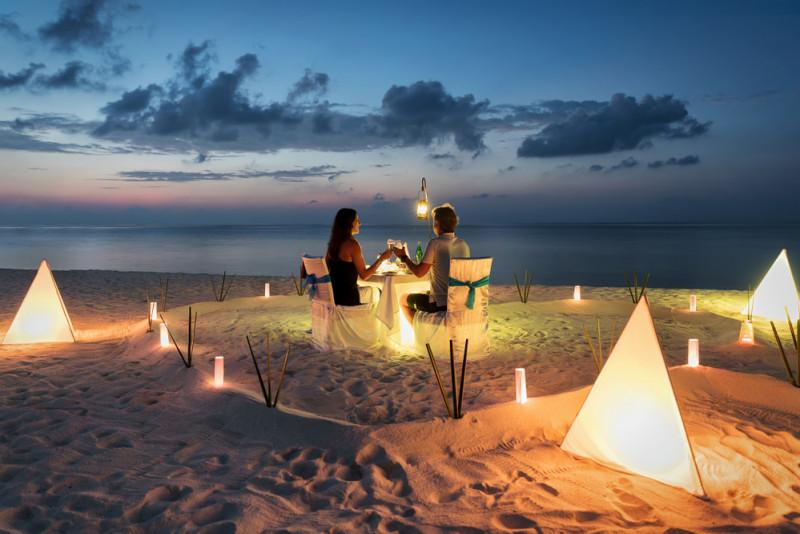Come organizzare un anniversario romantico
