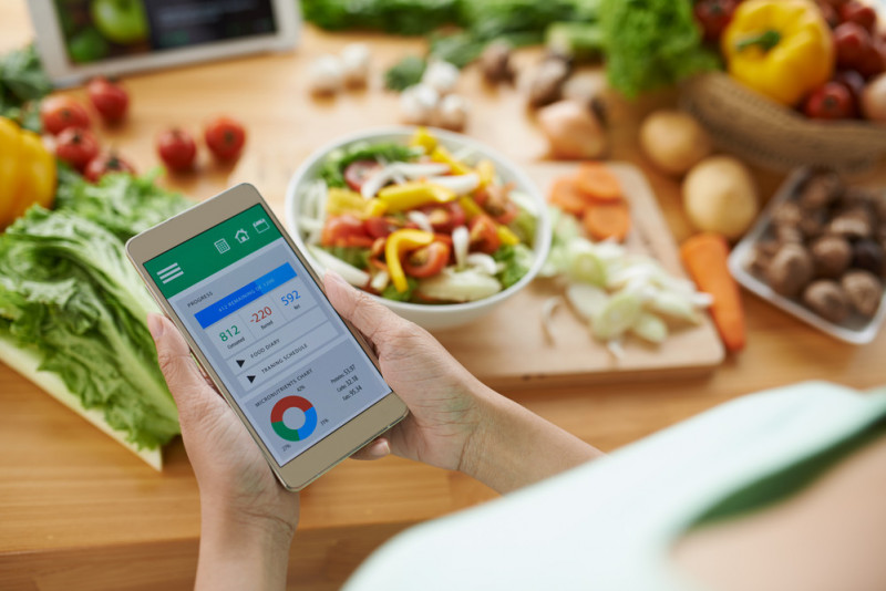 Le migliori app per la dieta personalizzata
