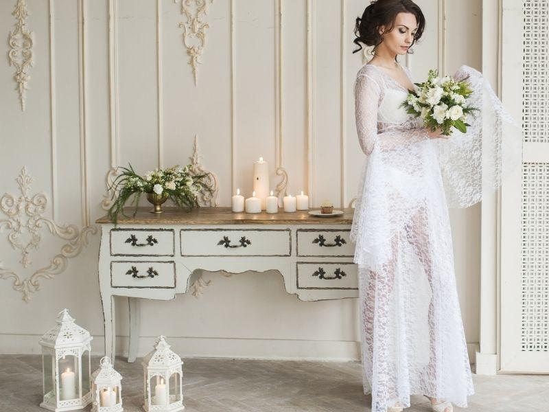 Come addobbare la casa della sposa il giorno del matrimonio