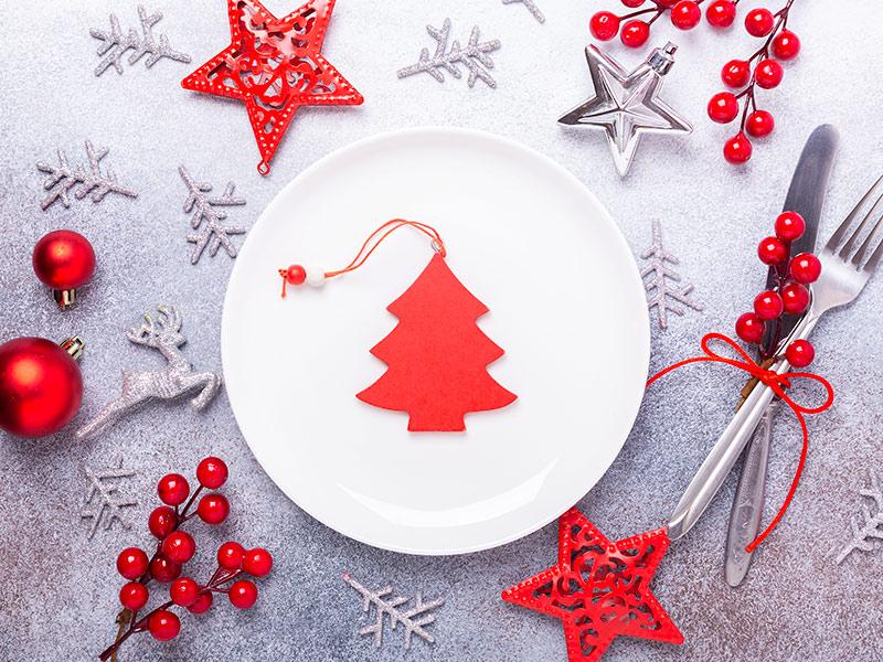 Come creare segnaposti natalizi fai da te