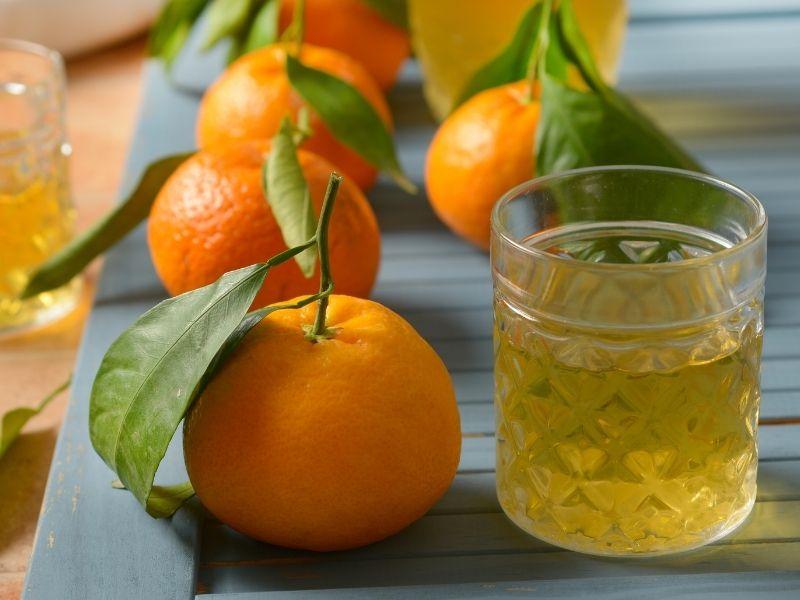 Come fare il mandarinetto