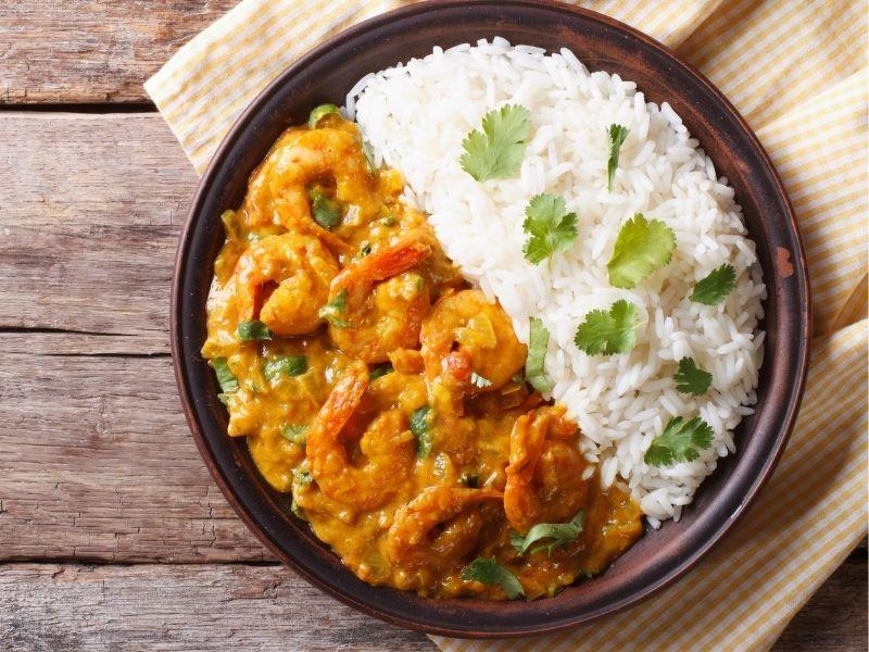 Come fare il riso al curry