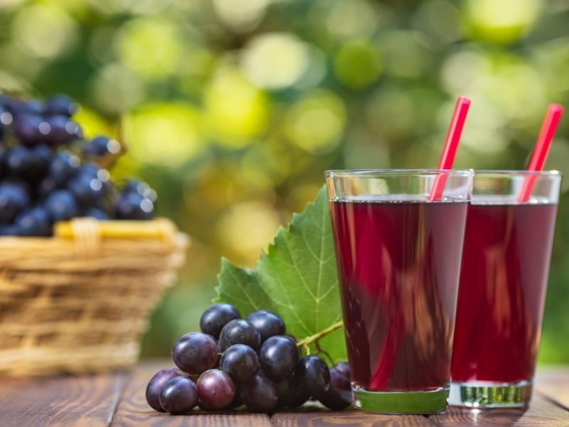 Come fare il succo d'uva