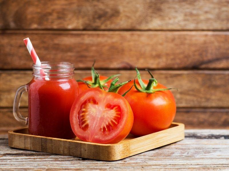Come fare il succo di pomodoro