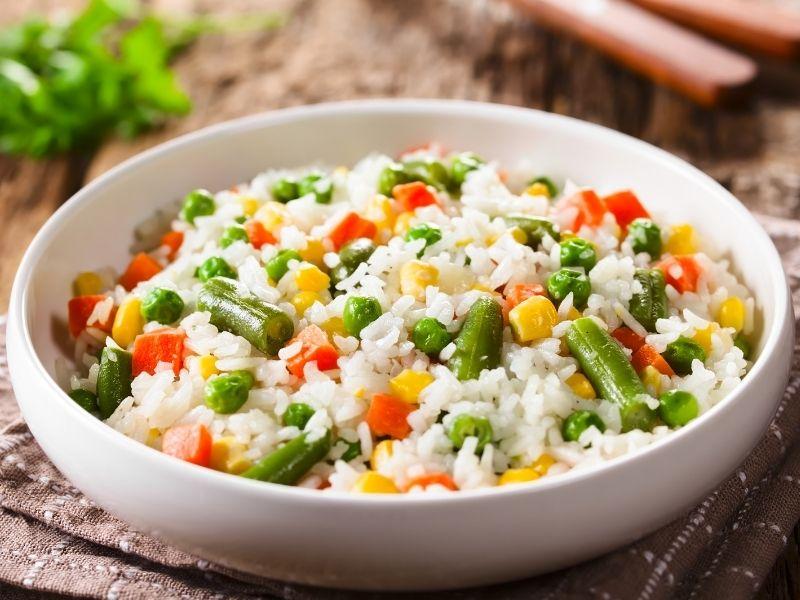 Come fare l'insalata di riso