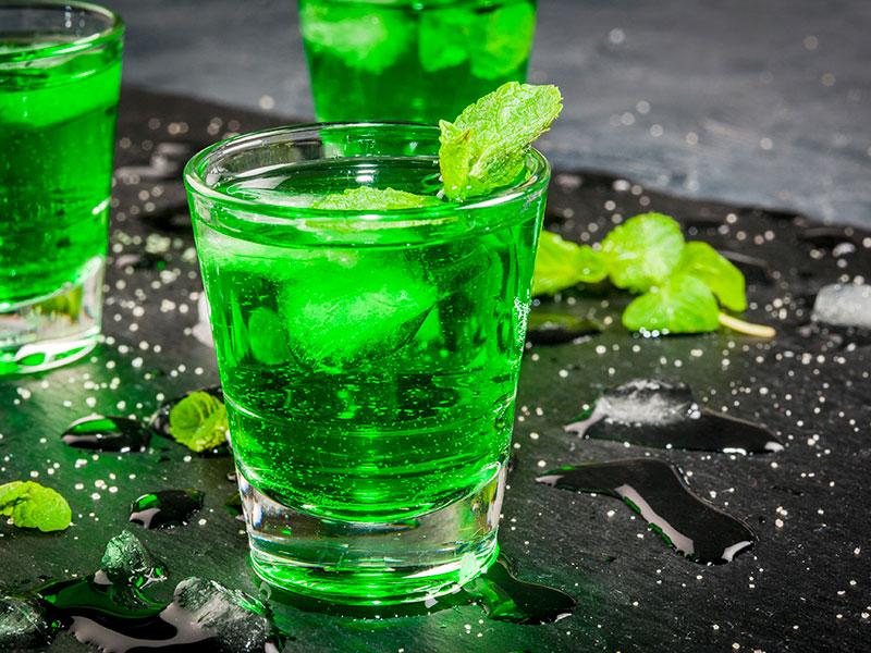 Come fare liquore alla menta