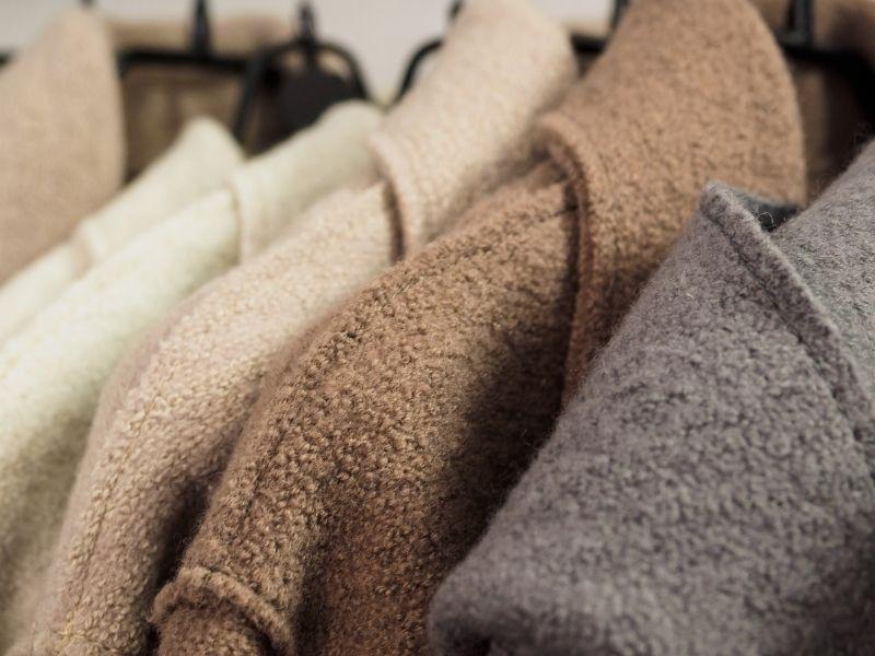 Come lavare un cappotto di lana