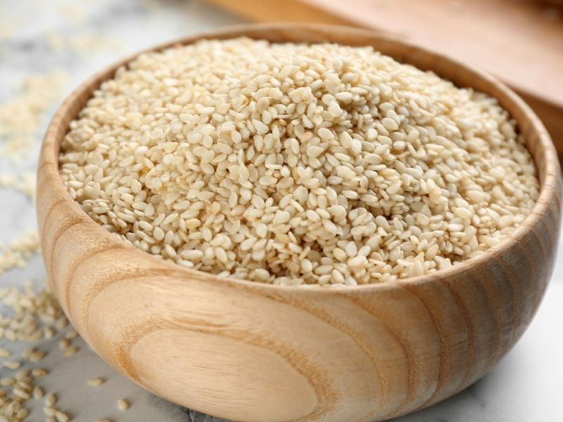 Come mangiare i semi di sesamo