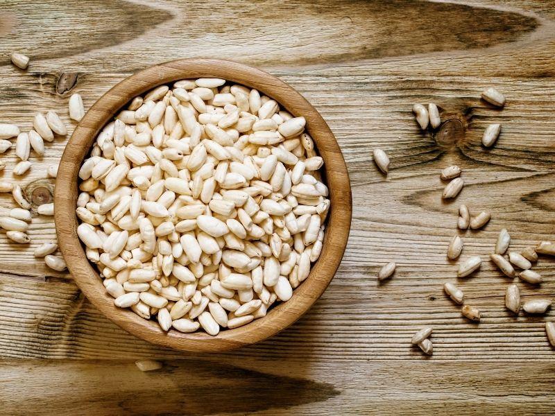 Come si fa il riso soffiato