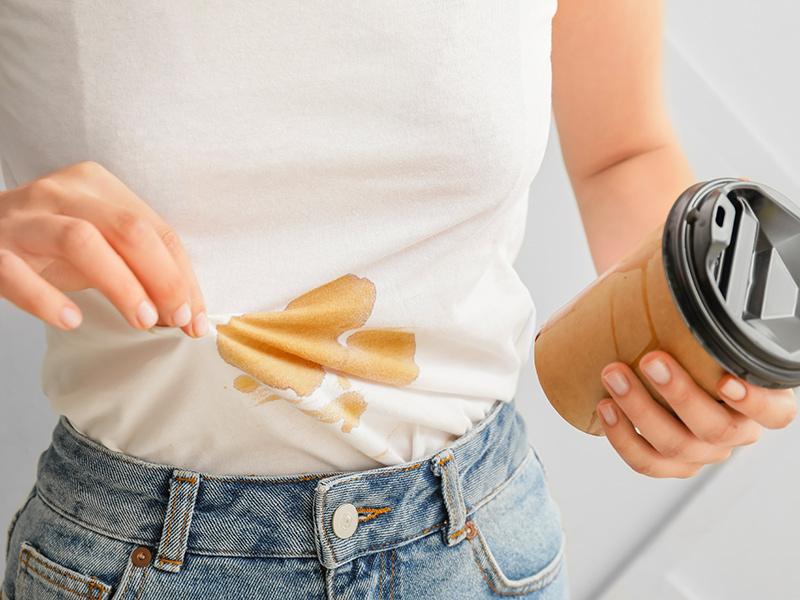 Come togliere le macchie di caffè