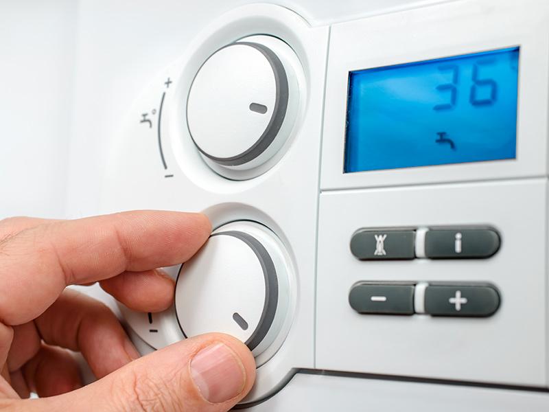 Come fare per aumentare la pressione della caldaia