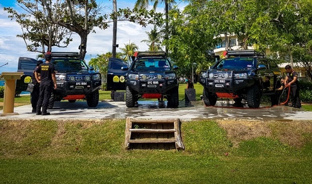 3 Wru Rescue Vehicles