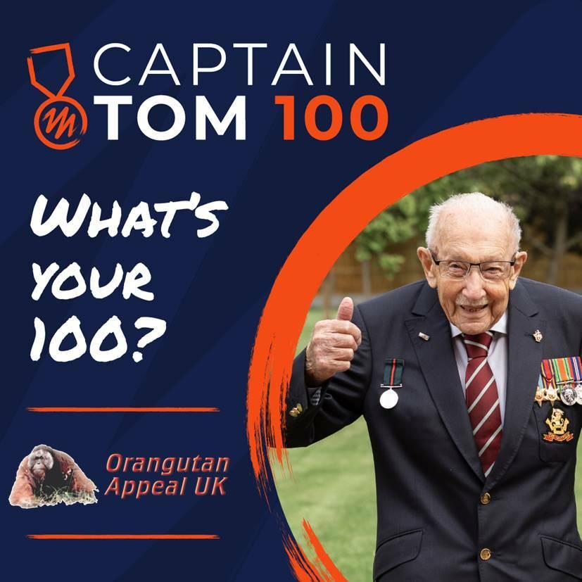 Captain Tom Co branded