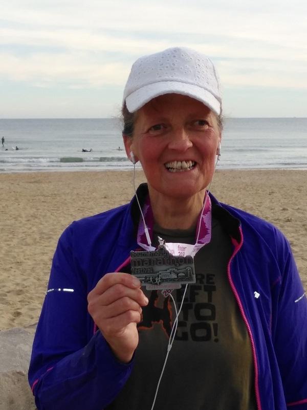 Cathryn Spiller Medal Picture