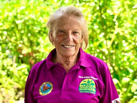 Datuk Susan Sheward