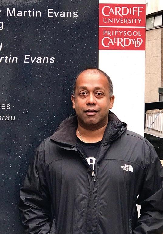 Dr Sen At Cardiff University