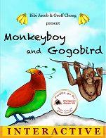 Monkeyboy And Gogobird Cover Sma
