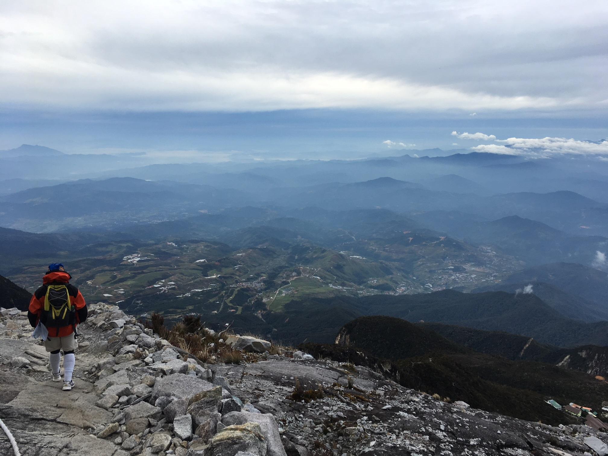 Robert Slater Mt Kinabalu 6