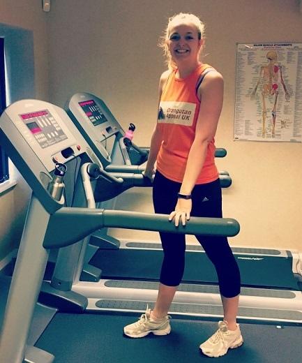 Robyn Run Training