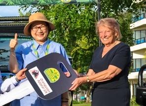 Datuk Christina Liew & Datuk Sue