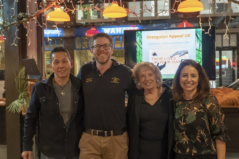 Sue And John With William And Anne From Banana Tree Sm