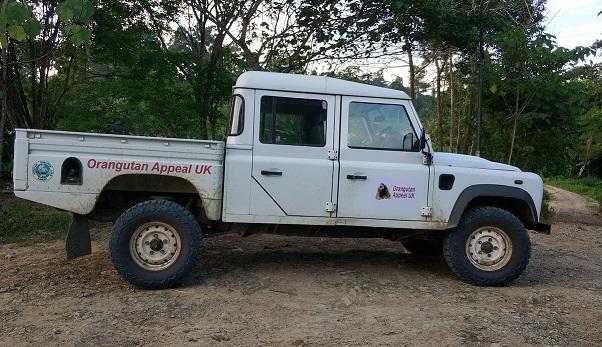 Tabin Land Rover