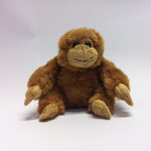 Small Orangutan Toy